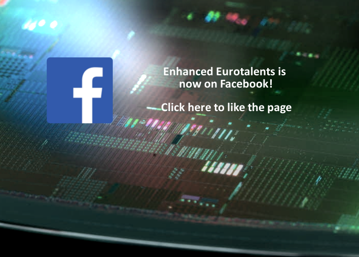Enhanced Eurotalents is now on Facebook!
